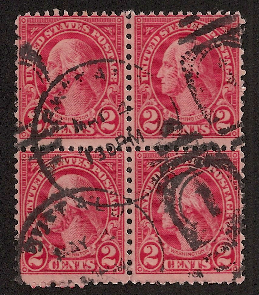 US Classic Stamp: 634A